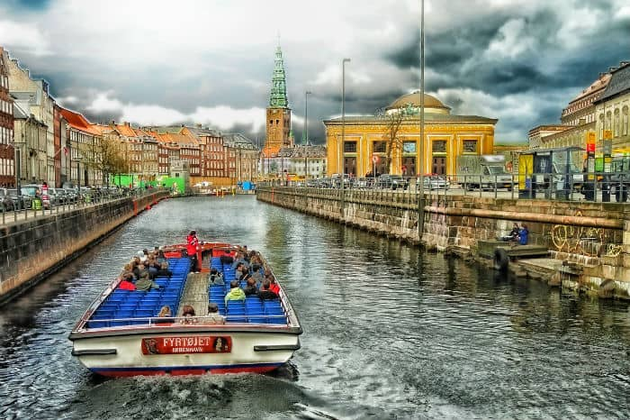 Denmark best places to be born in the world