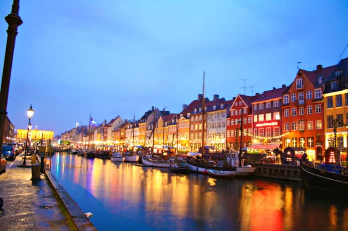 Denmark has world's highest capital gains tax rates