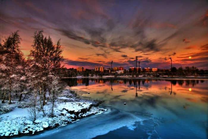 Finland high capital gains taxes