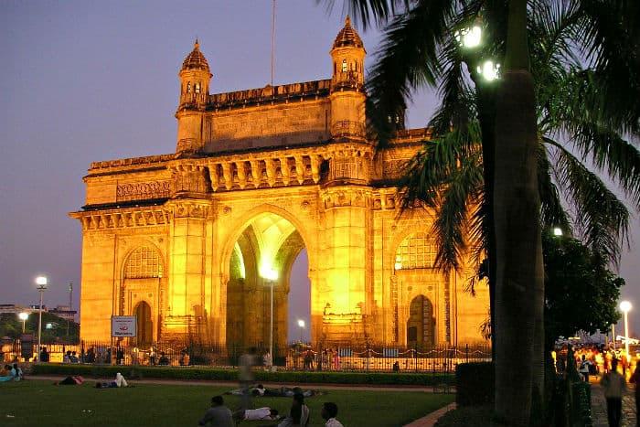 Mumbai, India low business taxes