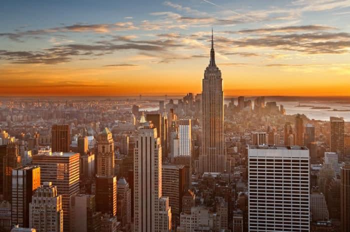 New York City's high capital gains taxes