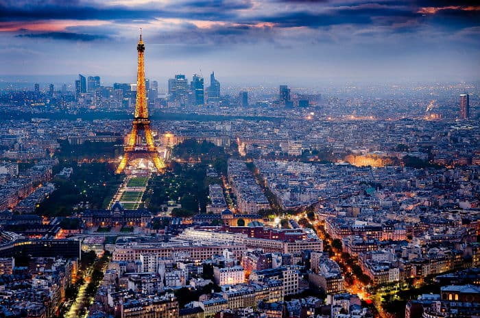 Paris, Uber, and the collaborative economy