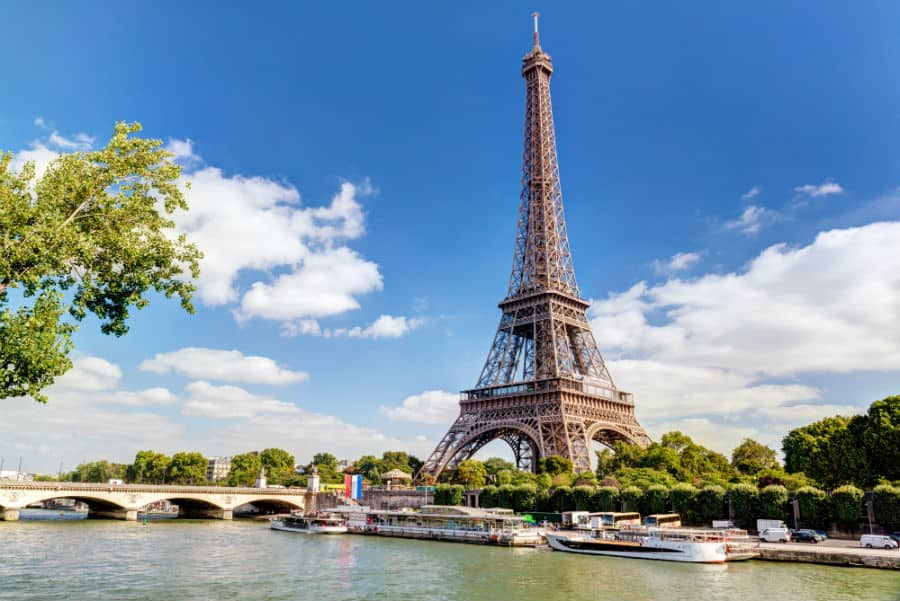 Paris, France high capital gains taxes