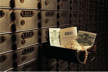 Your bank deposit box isn't safe from government asset confiscation