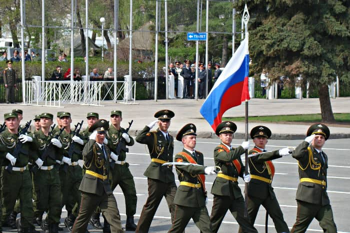 Russia bans US dollar