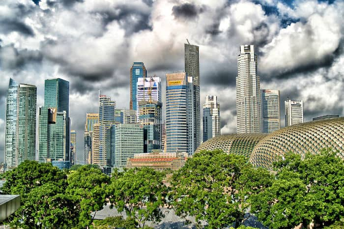 Singapore and the world's safest offshore banks