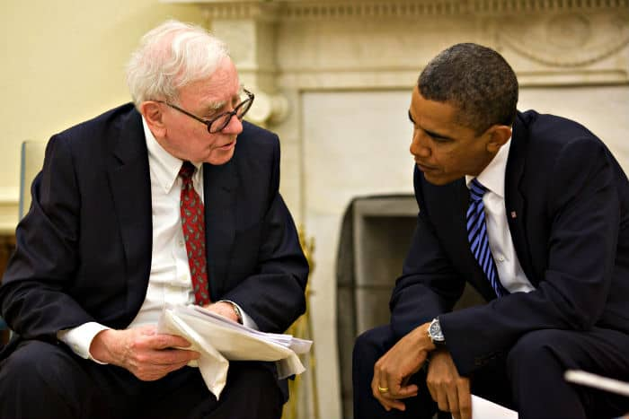 Why is Warren Buffett so rich? (Crony capitalism, anyone?)