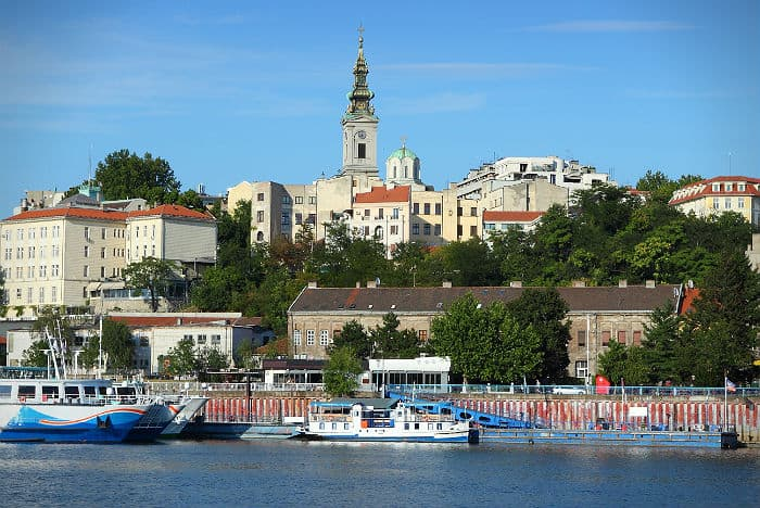 Belgrade, Serbia banks and the highest interest rates in Europe