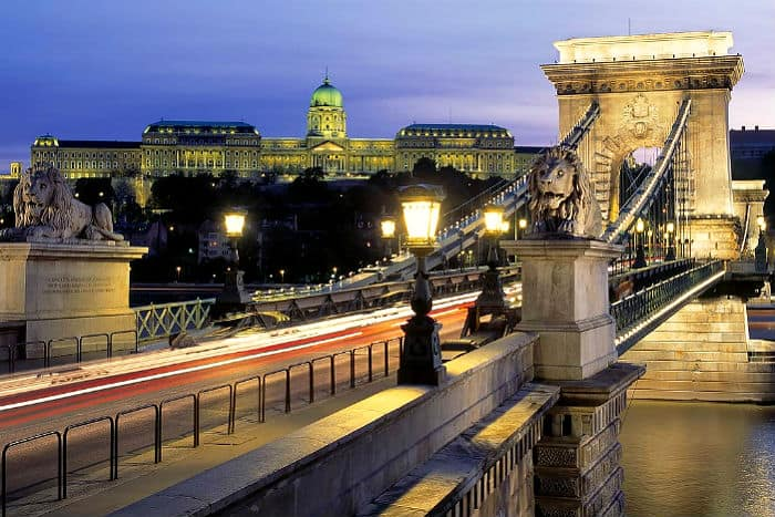European cities and the cost of living in Budapest, Hungary