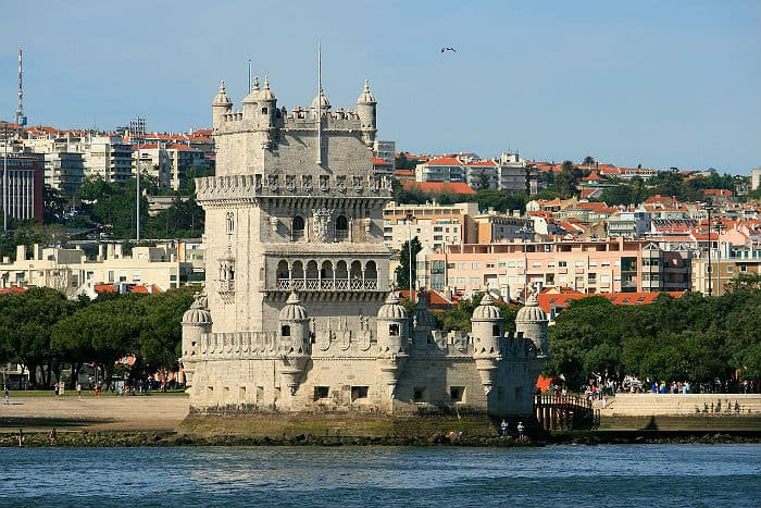 European cities and the cost of living in Lisbon, Portugal