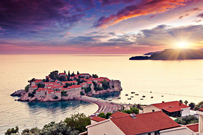 Offshore Montenegro company low tax countries in Europe