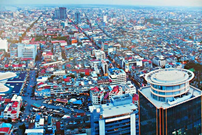 Investing in Cambodian real estate