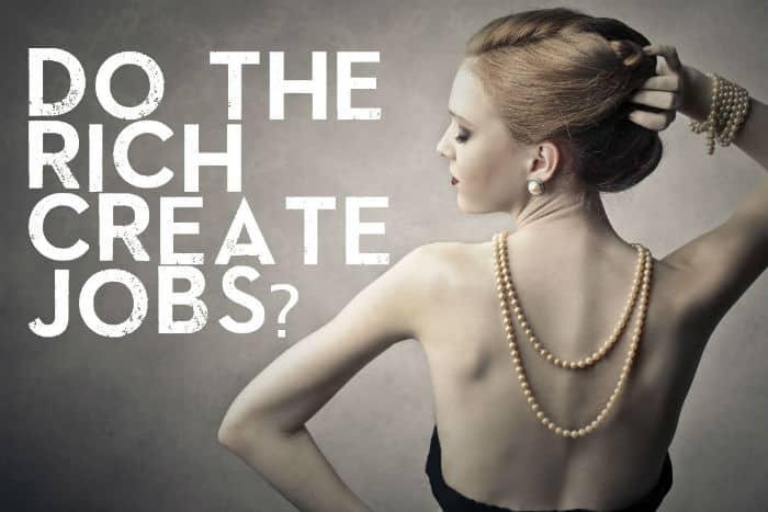 Who creates jobs?, the world's rich, rare metals investing: Radio show #58