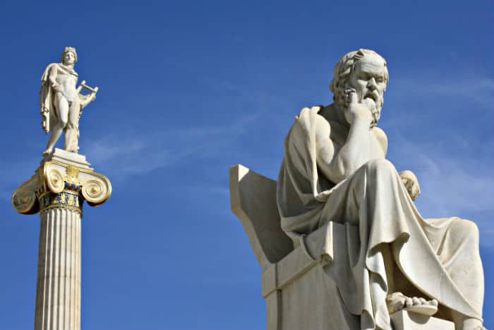 Socrates is wiser than today's central bankers