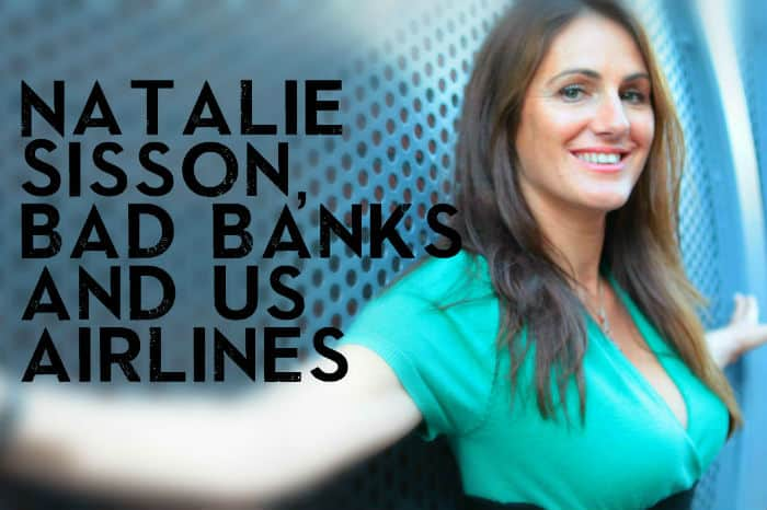 Natalie Sisson on entrepreneurs, G20 bank bailout plan, bad airlines: Radio show #61