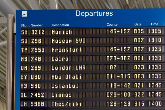 Cheap airfares when you live in Asia