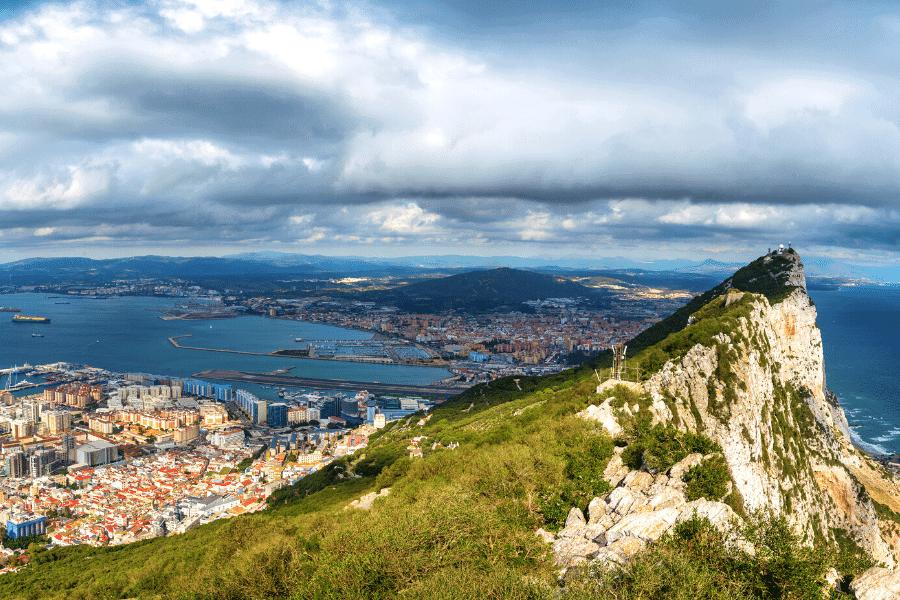 Gibraltar English speaking countries