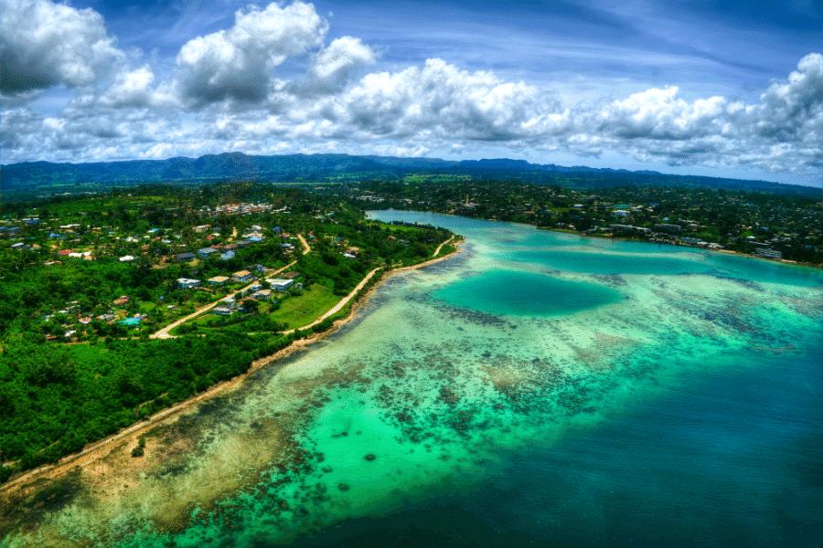 Port Vila Vanuatu Countries that speak English