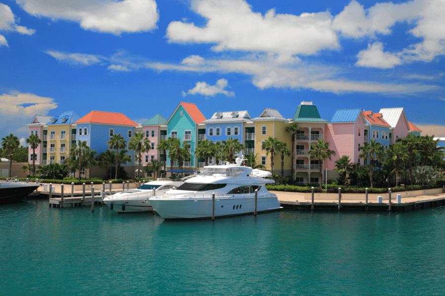 The Bahamas Countries that speak English
