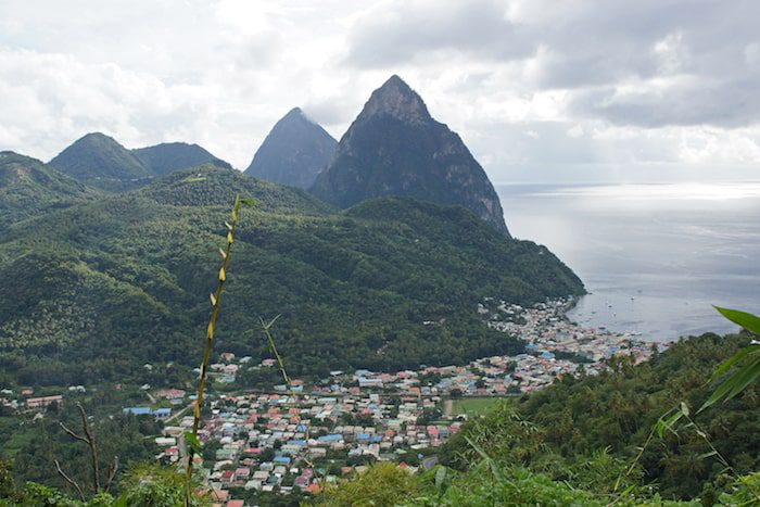 Where is the cheapest place to buy citizenship St Lucia
