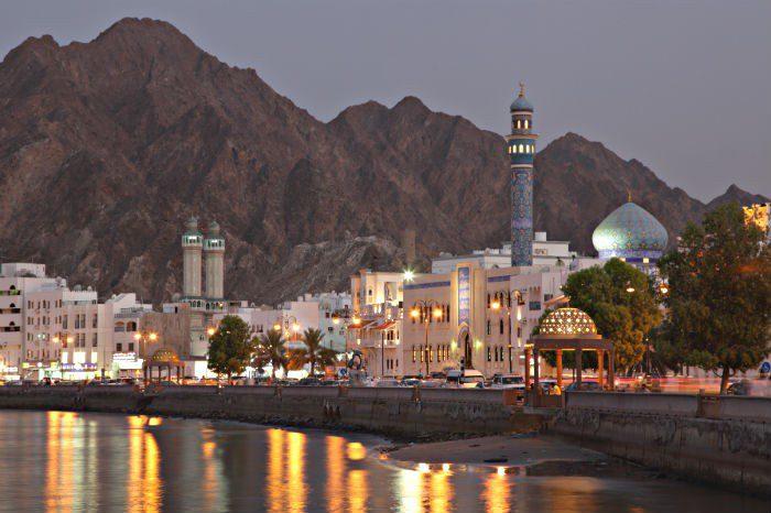 Investing in Oman