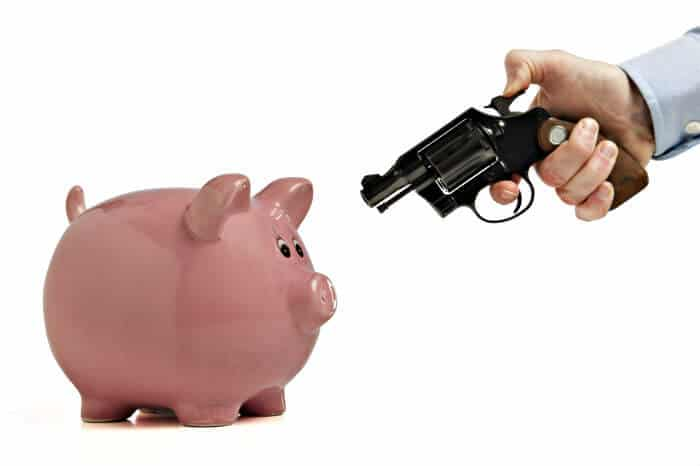 Retirement account confiscation scams