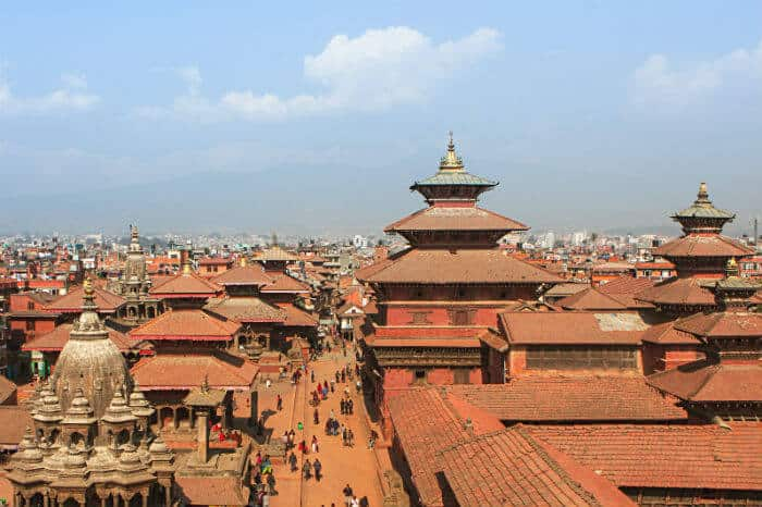 Nepal - The world's worst passports for travel