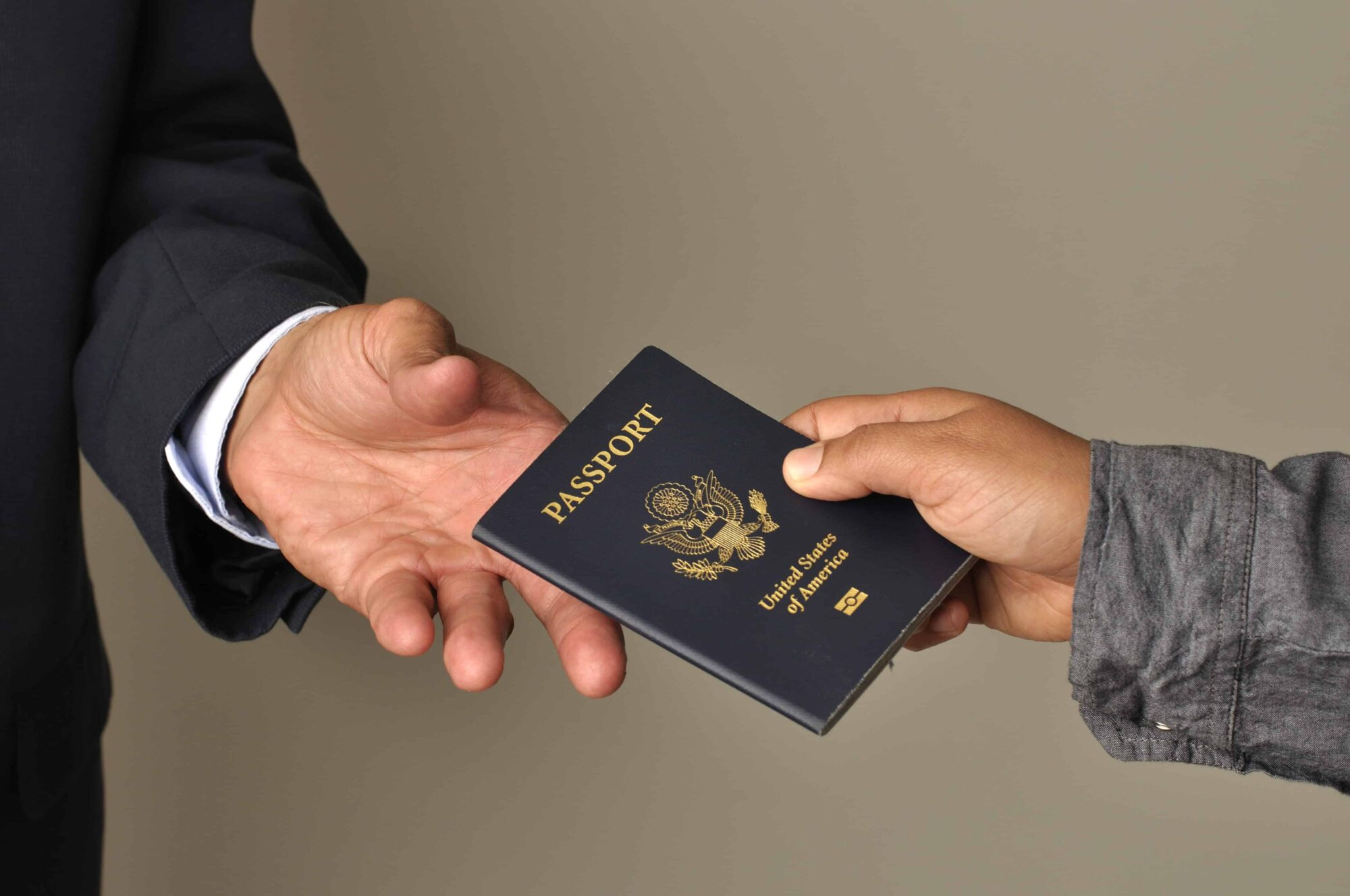 US second passport, it's harder to get citizenship in these countries