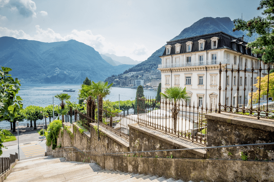Lugano Switzerland Lump Sum Tax-Free Countries