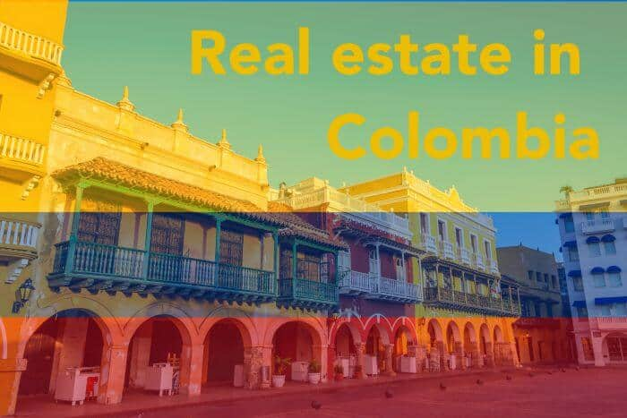 where to buy real estate in Colombia Bogota vs Medellin