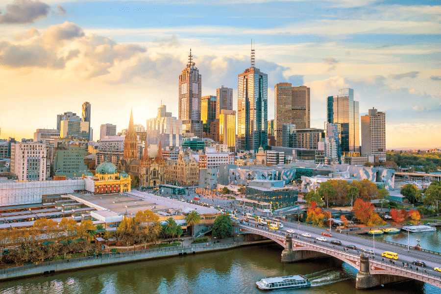 Melbourne Australia CUUNA Hardest Countries to Immigrate To