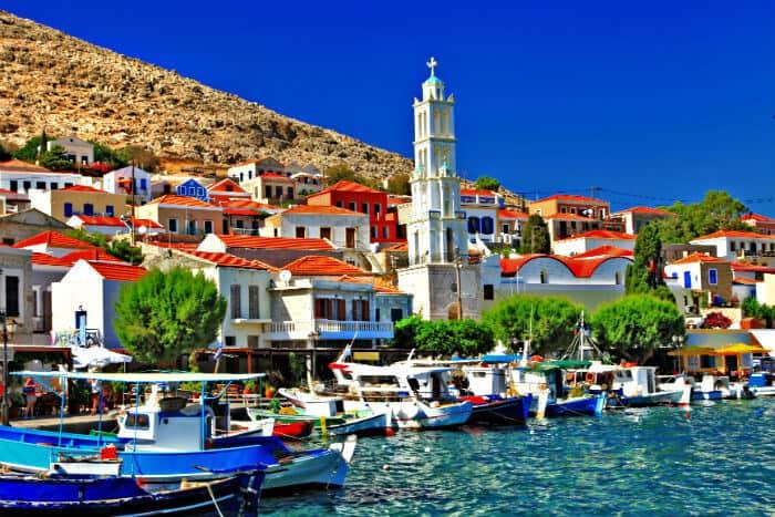 Greece real estate and Golden Visa