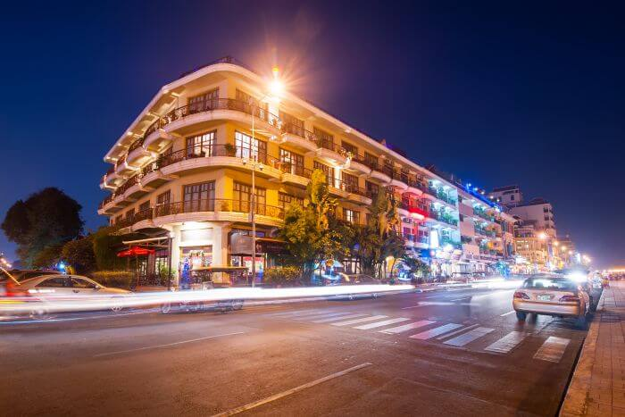 Investing in frontier market real estate in Cambodia