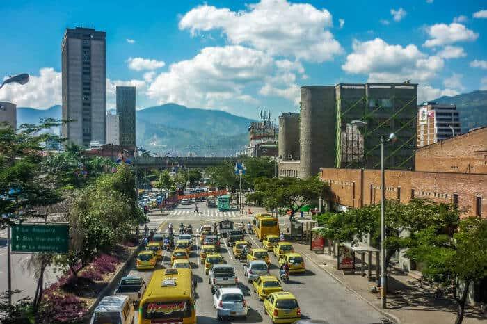 Investing in Medellin