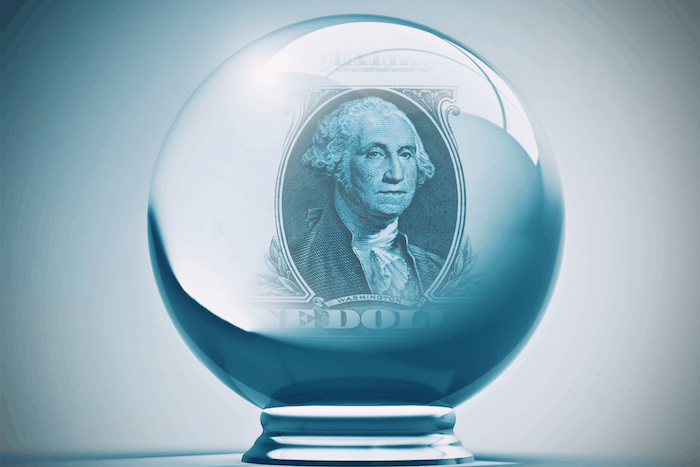 Without a financial crystal ball, what's your plan B?