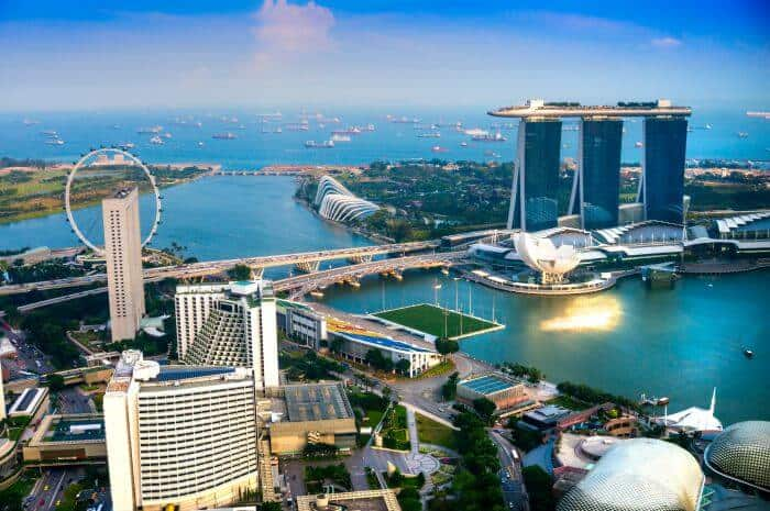 Singapore is among the best countries in the world for doing business