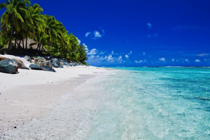 Cook Islands, an offshore alternative to a Wyoming trust and one of the countries with no property taxes.
