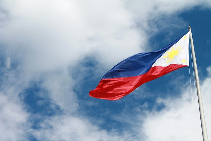 Flag and cost of living in the Philippines