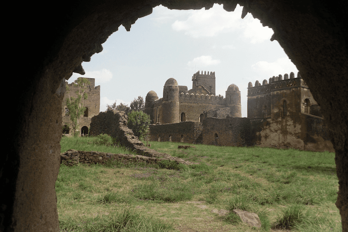Gonder, Ethiopia and best places for business based on trust