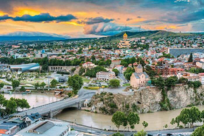 Tbilisi, Georgia Base