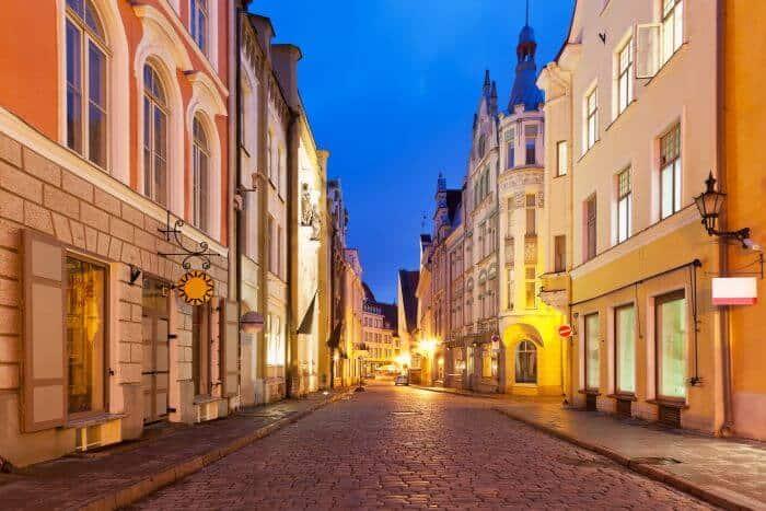 Estonia and the Baltic economic resurgence