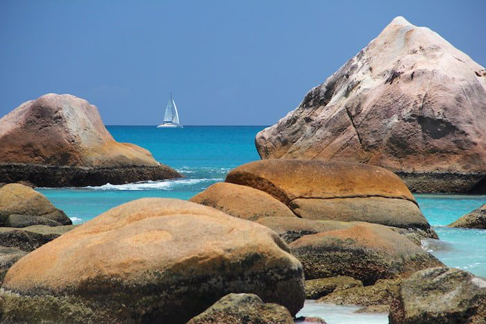 Seychelles, Africa offers economic citizenship, countries with no property taxes.