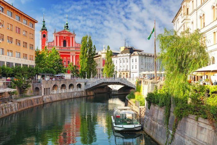 Ljubljana, Slovenia among safest countries in the world
