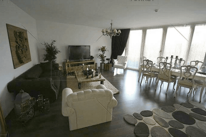 1 bedroom 1 bath apartment in Turkey