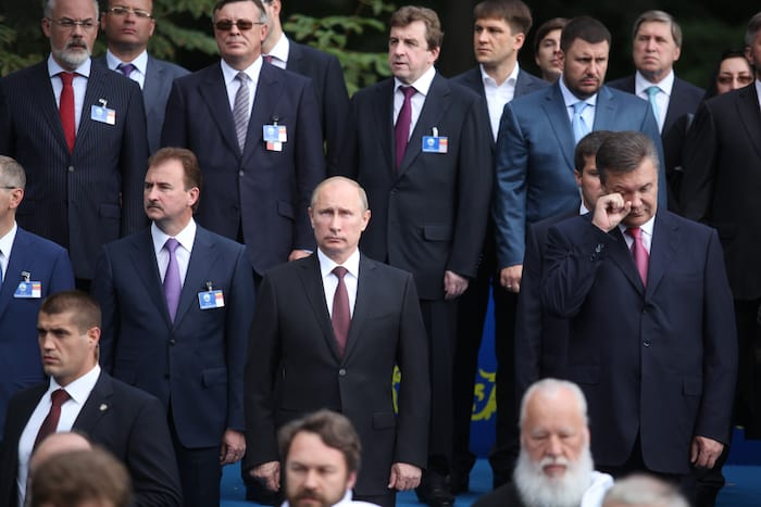 Vladimir Putin, Russia and crony capitalism