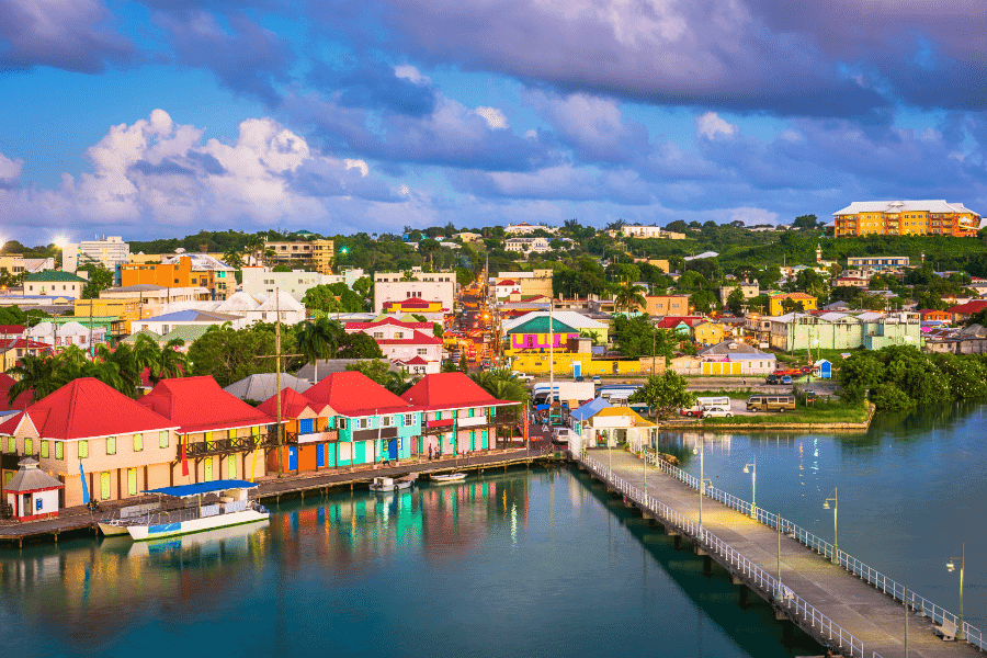 Antigua and Barbuda Best Citizenship by Investment