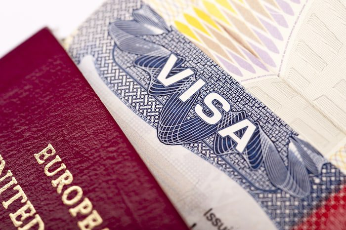 Are you sure your second passport is good enough?