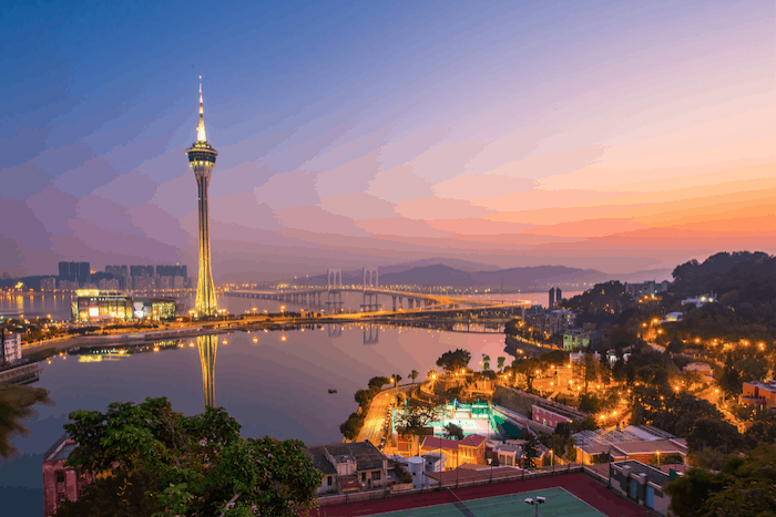 Macau has a territorial tax system