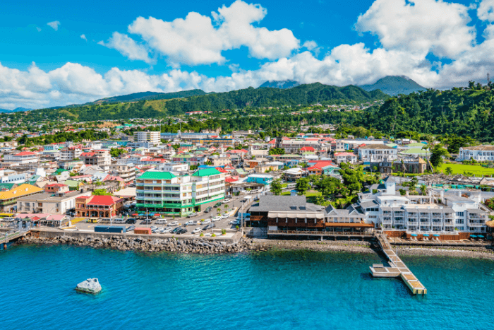 Roseau, Dominica Citizenship by Investment