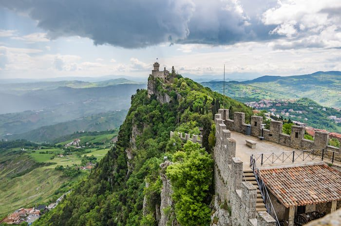 San Marino has a territorial tax system